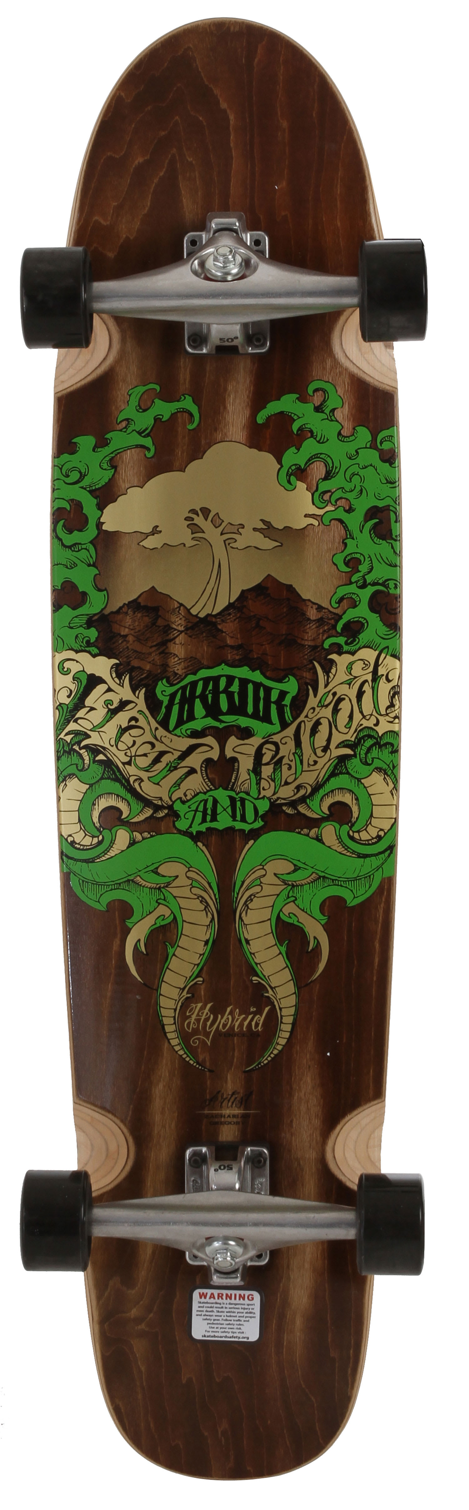 Shop for Arbor Shakedown Longboard Complete