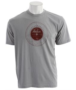 Arbor Tides T-Shirt Grey