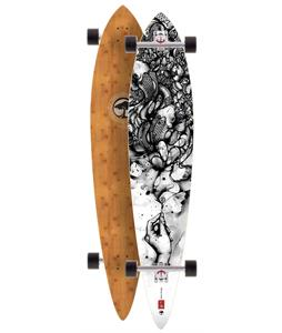 Arbor Timeless Bamboo Longboard Complete