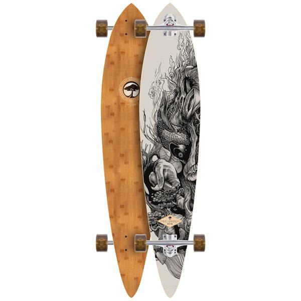 Arbor Timeless BC Longboard Complete