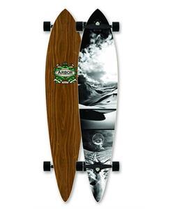 Arbor Timeless Walnut Longboard Complete