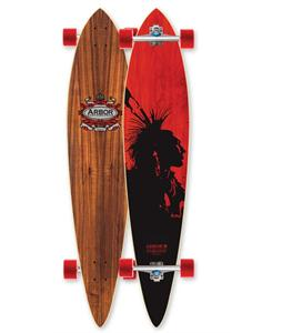 Arbor Timeless Pin Longboard Complete