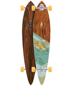 Arbor Timeless Premium Longboard Complete