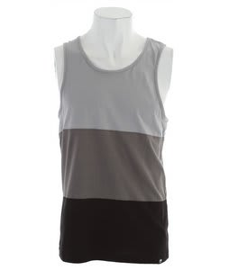 Arbor Tri-Tone Tank Grey