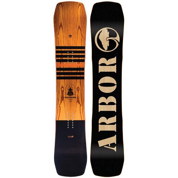 Arbor Westmark Camber Frank April EDT. Snowboard