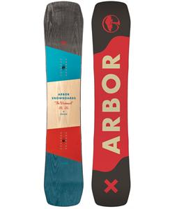 Arbor Westmark Rocker Midwide Snowboard