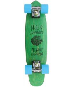 Arbor Woody Cruiser Longboard Complete Black
