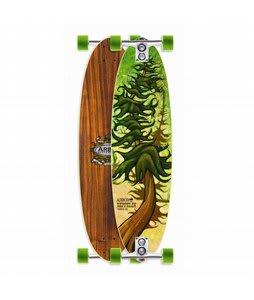 Arbor Zeppelin Longboard Complete