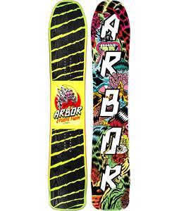 Arbor Zygote Twin Snowboard 149