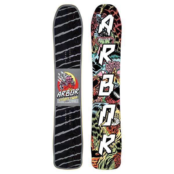 Arbor Zygote Twin Snowboard
