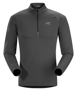 Arc'teryx Thetis Zip Neck Fleece Carbon Copy
