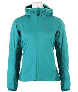 Arc'teryx Atom LT Hoody Ski Jacket Patina Teal