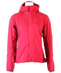 Arc'teryx Atom LT Hoody Ski Jacket Pink Tulip