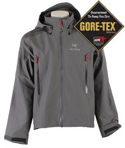 Arc'teryx Beta AR Gore-Tex Ski Jacket Anvil Grey
