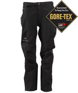 Arc'Teryx Beta AR Gore-Tex Ski Pants Black