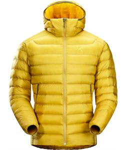 Arc'teryx Cerium LT Hoody Ski Jacket Golden Palm