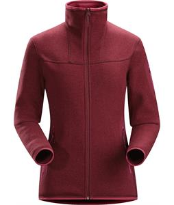 Arc'teryx Covert Cardigan Sweater Zinfandel