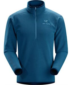 Arc'teryx Delta AR Zip Neck Fleece Poseidon