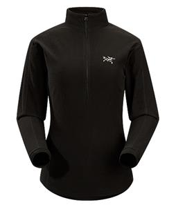 Arc'Teryx Delta LT Zip Fleece Black