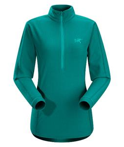Arc'teryx Delta LT Zip Fleece Malachite