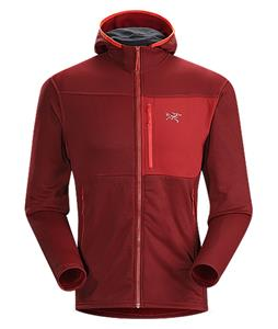 Arc'teryx Fortrez Hoody Fleece Oxblood