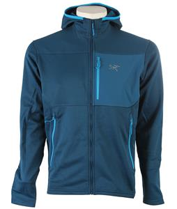 Arc'teryx Fortrez Hoody Fleece Thalo Blue