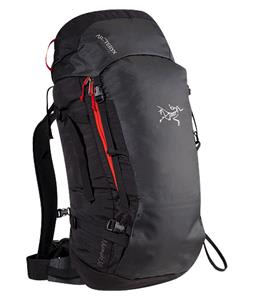 Arc'teryx Khamski 38 Backpack Black 37-46L (Regular)