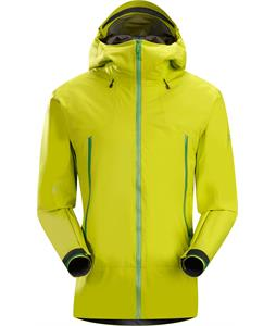 Arc'teryx Lithic Comp Ski Jacket Green Boa