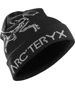 Arc'teryx Rolling Word Beanie Black/Anvil Grey