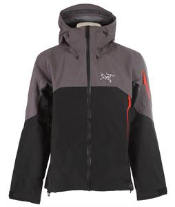 Arc'teryx Rush Gore-Tex Ski Jacket Black Storm