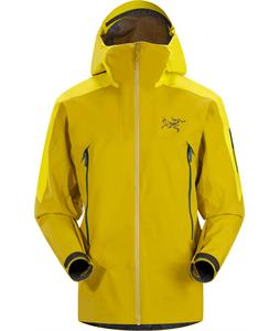 Arc'teryx Sabre Gore-Tex Ski Jacket Golden Palm