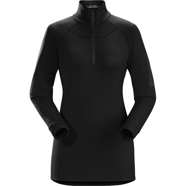 Arcteryx Satoro AR Zip Neck L/S Baselayer Top