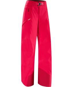 Arc'teryx Sentinel Gore-Tex Ski Pants Pink Tulip