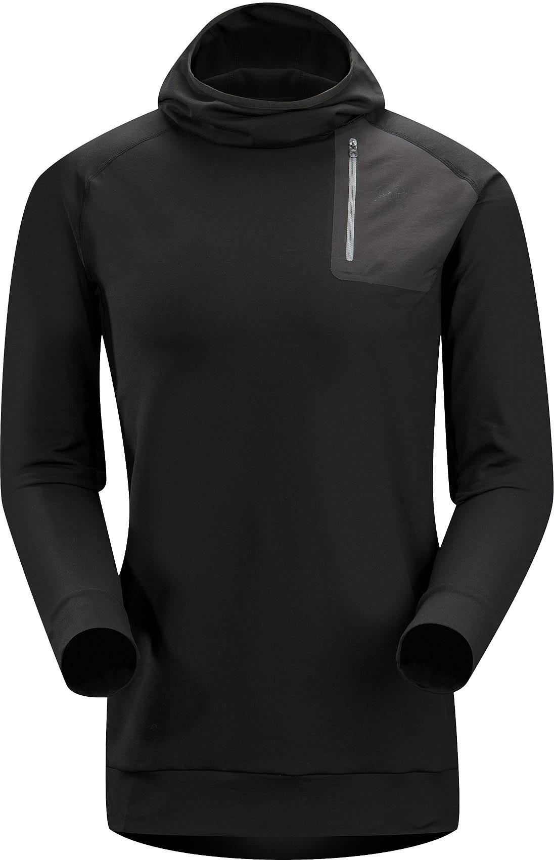 Base layer hoodie