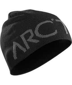 Arc'teryx Word Head Toque Beanie Black/Iron Anvil