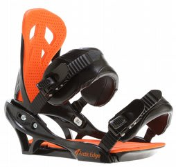 Arctic Edge Team Snowboard Bindings Black
