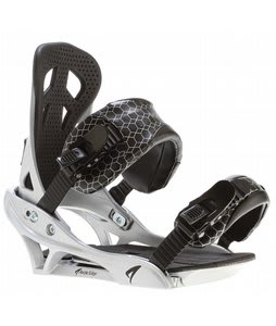 Arctic Edge Team Snowboard Bindings Silver