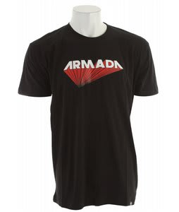 Armada AR5 T-Shirt Black