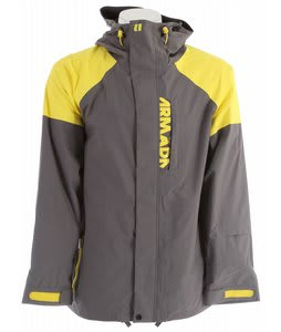 Armada Bolt Ski Jacket Charcoal