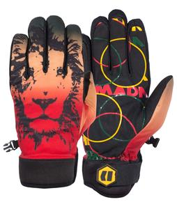 Armada Carmel Windstopper Gloves Rasta