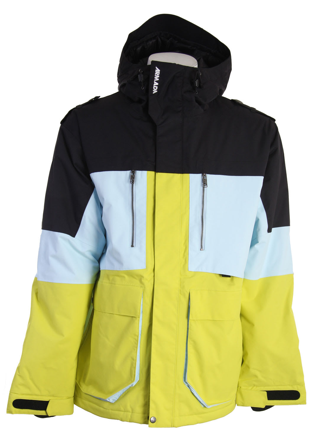 Shop for Armada Cipher Ski Jacket Lime - Men's