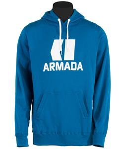 Armada Classic Pullover Hoodie Blue