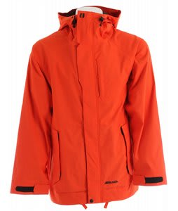 Armada Crevasse Ski Jacket Orange