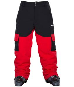 Armada Harlaut Insulated Ski Pants Red