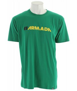Armada Icon T-Shirt Green