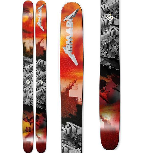 Armada Metallica x JJ 2.0 Skis