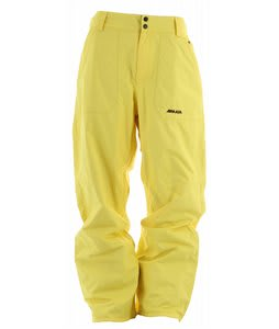 Armada Runout Ski Pants Yellow