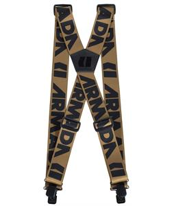 Armada Stage Suspenders Bronze