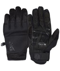 Armada Throttle Pipe Gloves Black