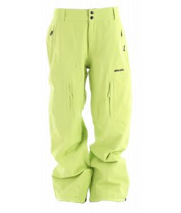 Armada Torque Ski Pants Lime